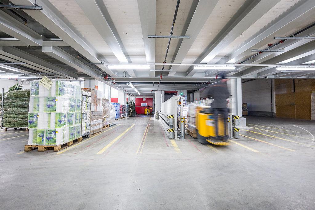 Coop Schafisheim - Im Auftrag: Grundlicht GmbH